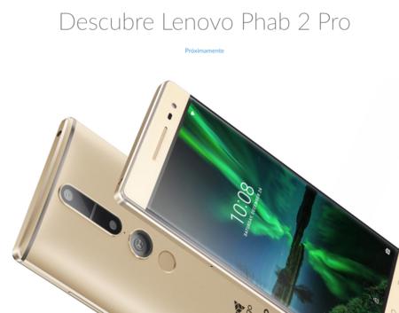 Lenovo Phab 2 Pro Project Tango
