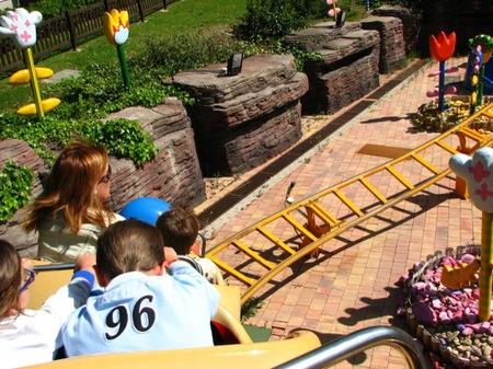 El 9 de junio de 2012 es el día de las familias numerosas en el Parque de Atracciones de Madrid