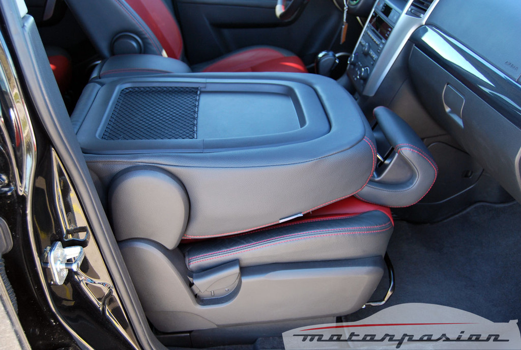Foto de Chevrolet Captiva Sport (prueba) (56/72)