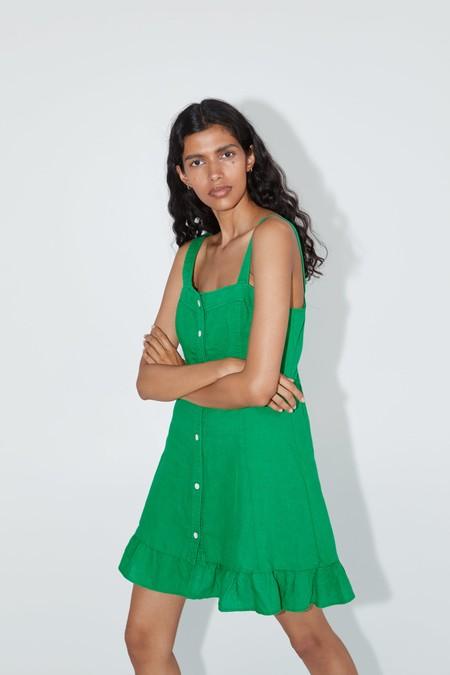 Vestido Mono Rebajas 2020 Zara Verano 06