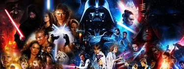 Todas las películas de 'Star Wars', ordenadas de más a menos taquilleras