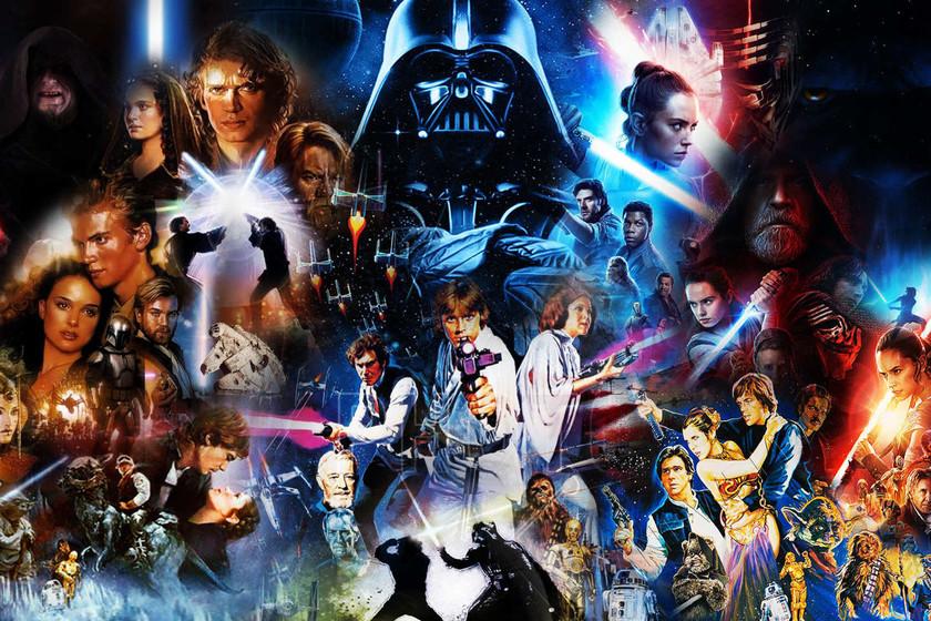 Todas Las Películas De Star Wars Ordenadas De Más A Menos Taquilleras