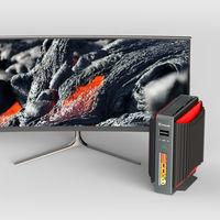 Airtop2 Inferno, un ordenador compacto y con refrigeración pasiva para jugar en el salón