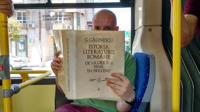 Viaje Autobus Gratis Pasajeros Libro Rumania 2