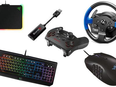Las 11 mejores ofertas de la nueva tienda gaming de Amazon