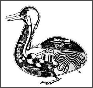 El pato de Vaucanson