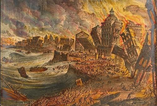 El desastre que mató a cien mil personas y creó la sismología moderna