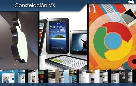 3D, tablets y un paso hacia el futuro. Constelación VX (XXI)
