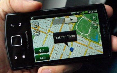 Garmin evaluando continuar en el negocio de la telefonía móvil