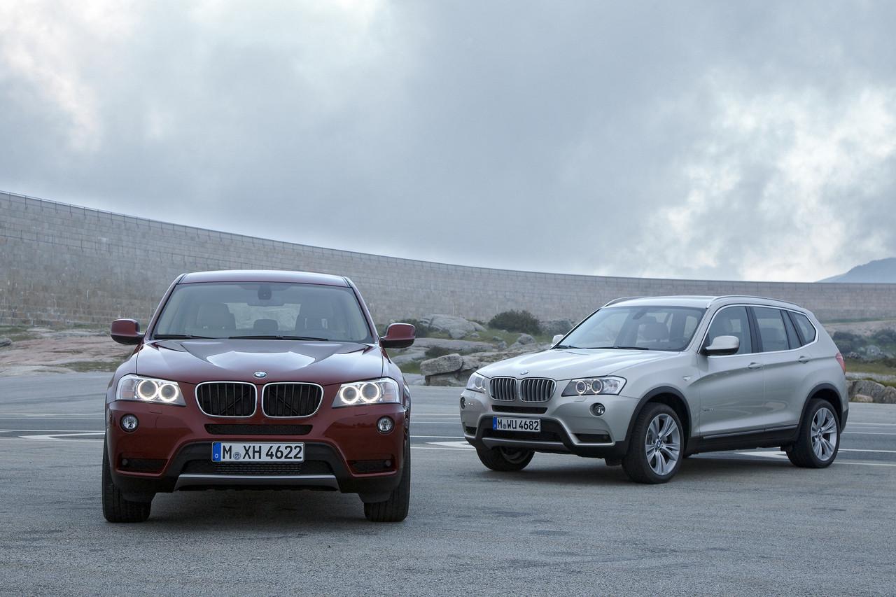 Foto de BMW X3 2011 (7/128)
