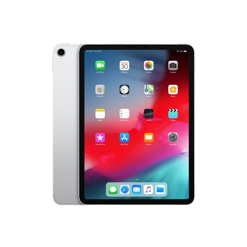 "Apple iPad Pro 2018 11"" 256Gb Wifi Plata"