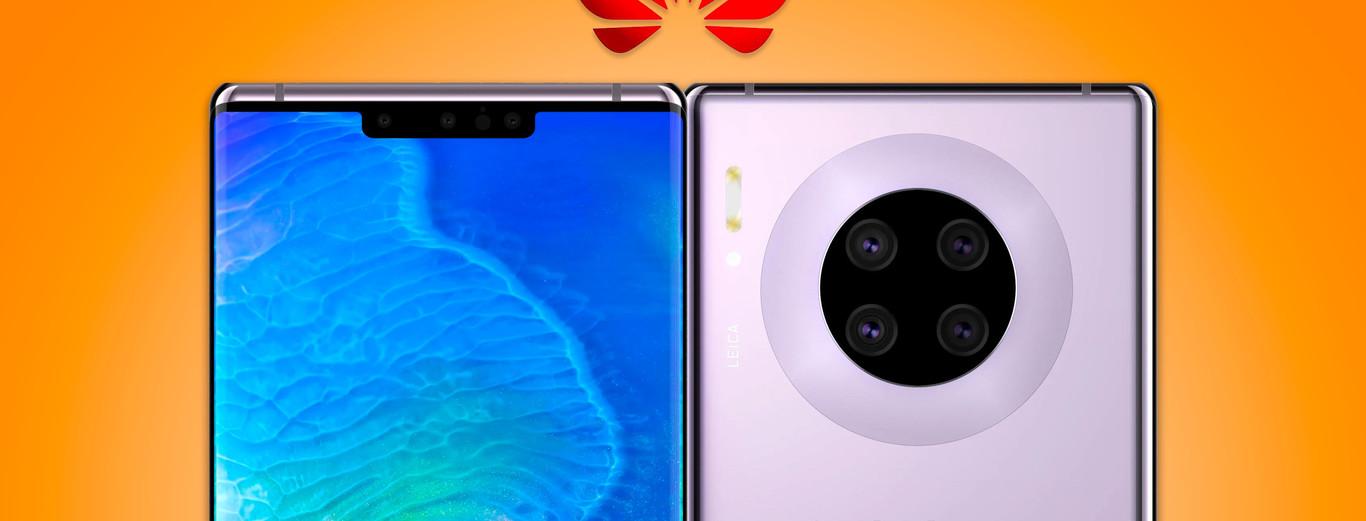 Huawei Mate 30 y Mate 30 Pro: todo lo que creemos saber sobre ellos días antes de su presentación #lomásvisto