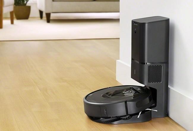 El nuevo Roomba i7+ no solo limpia tu casa, sino que es capaz de vaciar su depósito él solito