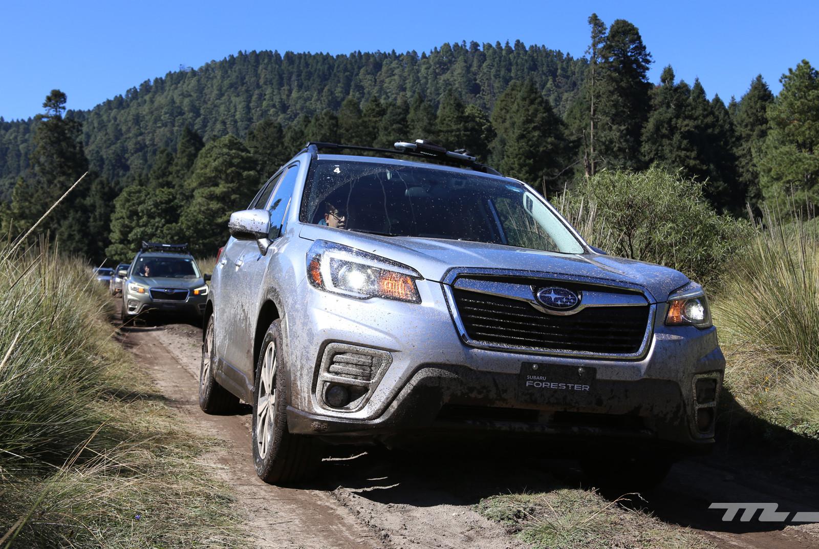 Foto de Subaru Forester 2019 (lanzamiento en México) (7/25)