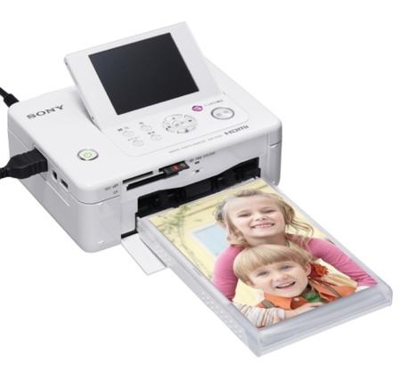 Sony DPP-FP95 y DPP-FP75, impresoras fotográficas