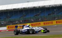 Jimmy Eriksson y Richie Stanaway se imponen a los británicos en su casa en la GP3
