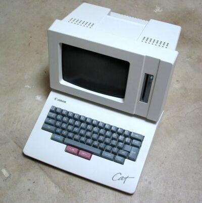 Canon Cat: especial ordenadores desconocidos