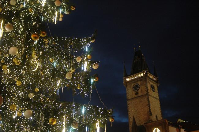 Praga Navidad