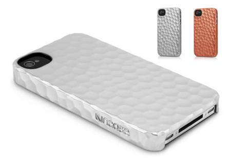 Nuevas fundas Incase para iPhone: Hammered Snap Case, con efecto martillazos