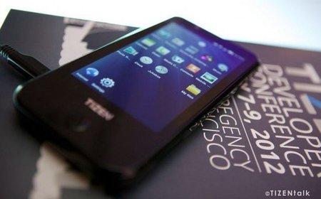 El primer smartphone Tizen