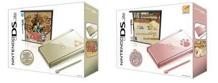 Nuevos packs de Nintendo DS en EE.UU.