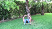 Vídeo-entrenamiento en suspensión (II): pectoral