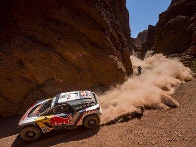 Peugeot España y Carlos Sainz confirman que este será el último Dakar de Peugeot