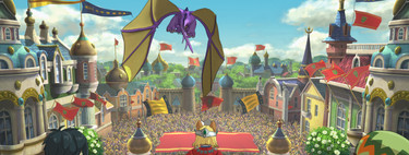 Análisis de Ni No Kuni II: El Renacer de un Reino, el RPG más bello de 2018 no alcanza la excelencia