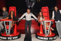 Malú, Bisbal y Rosario seguirán como jurado en la segunda edición de 'La Voz'