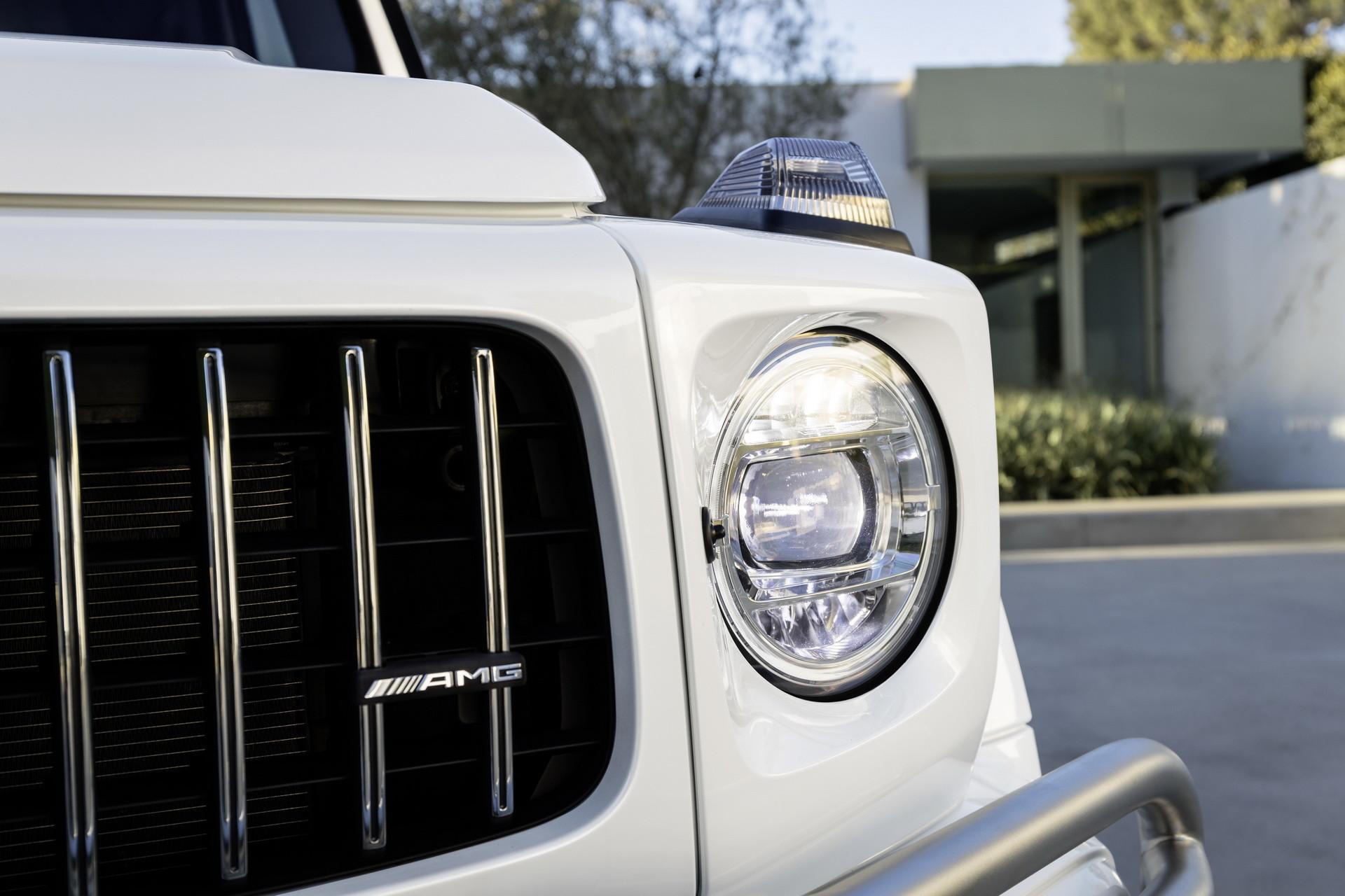 Foto de Mercedes-AMG G63 (35/43)