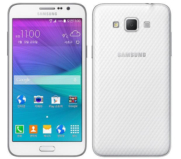 Samsung Galaxy Grand Max, otro más de la vieja escuela