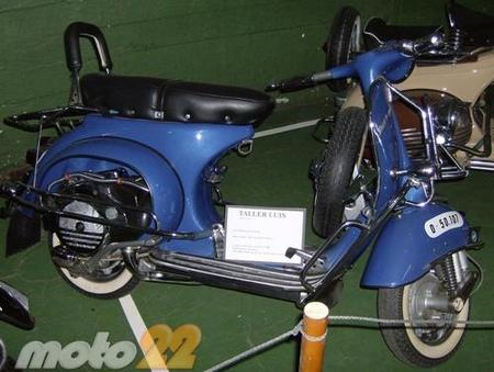 Vespa 150S 1961