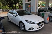 Mazda3 5p 2.0 y 2.2D automáticos, prueba (conducción y dinámica)
