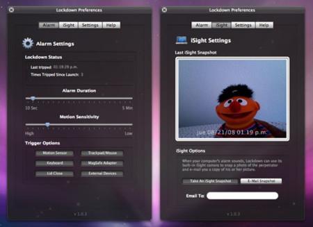LockDown: La evolución de iAlertU para vigilar tu Mac contra ladrones