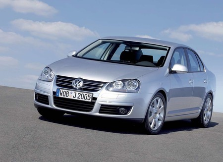 Volkswagen Jetta Bora