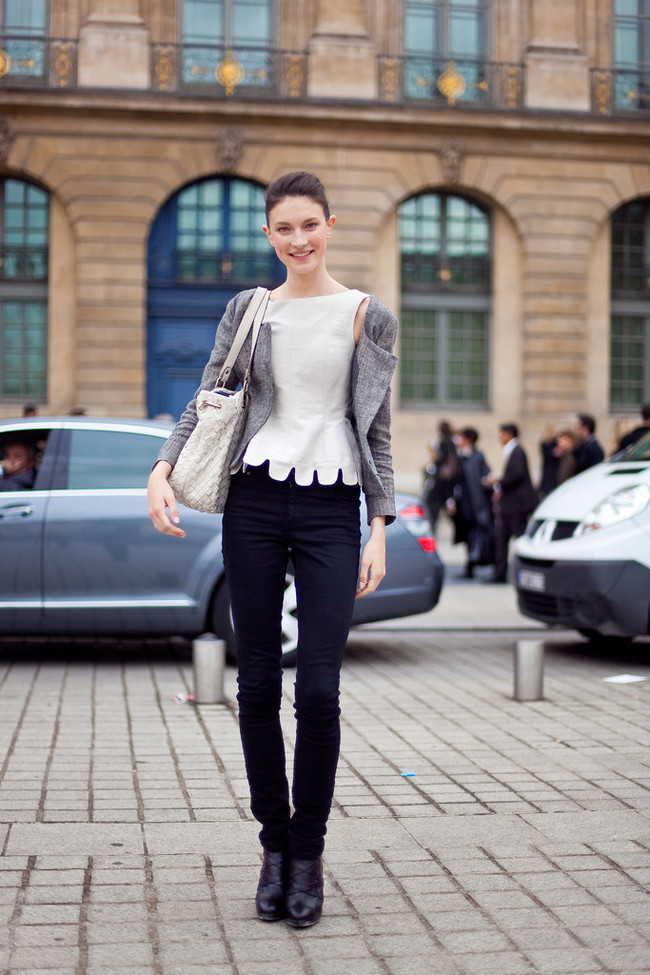 El estilo de calle de las 10 modelos más activas del momento