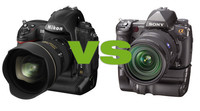 Nikon D3x vs Sony Alpha 900