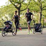 Puma y Cybex lanzan una colección de sillas de bebé para padres deportistas