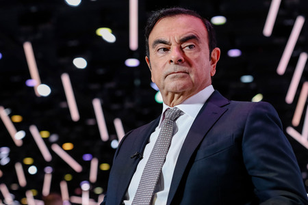 Carlos Ghosn Se Fugo De Japon 3
