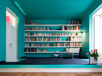 Chromatic Design House, una colorida casa situada al norte de Lisboa