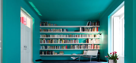 Chromatic Design House, una colorida casa situada al norte de Lisboa
