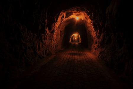 """Una obra de ingeniería, así es el túnel a través del cual escapó """"El Chapo"""" Guzmán"""