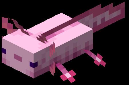 Ajolote Minecraft