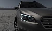 Subaru presentará el nuevo Outback en el Salón de Nueva York