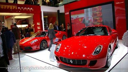 Ferrari desmiente el cuatro puertas y se guarda algo para el Salón de París