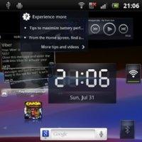 Así será el nuevo Launcher de los Sony Ericsson con Android