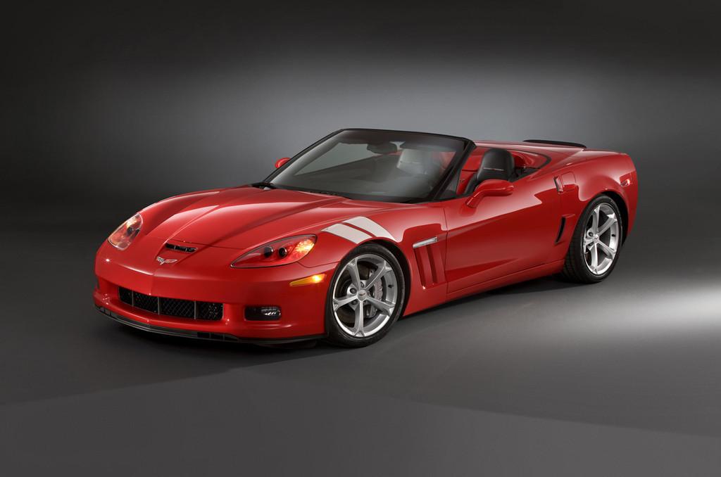 Foto de 2010 Chevrolet Corvette Grand Sport (1/10)