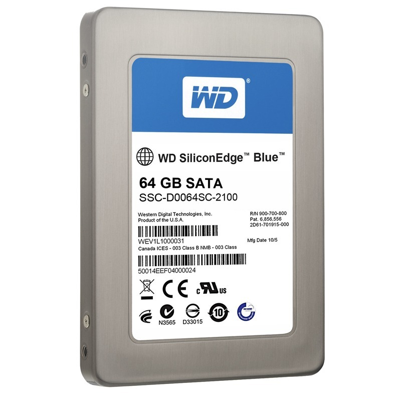 Foto de Western Digital SiliconEdge Blue SSD (3/6)