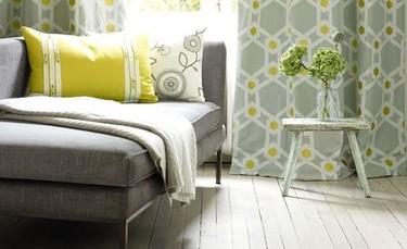 Avebury, colección de telas de estilo vintage para vestir tu casa durante todo el año