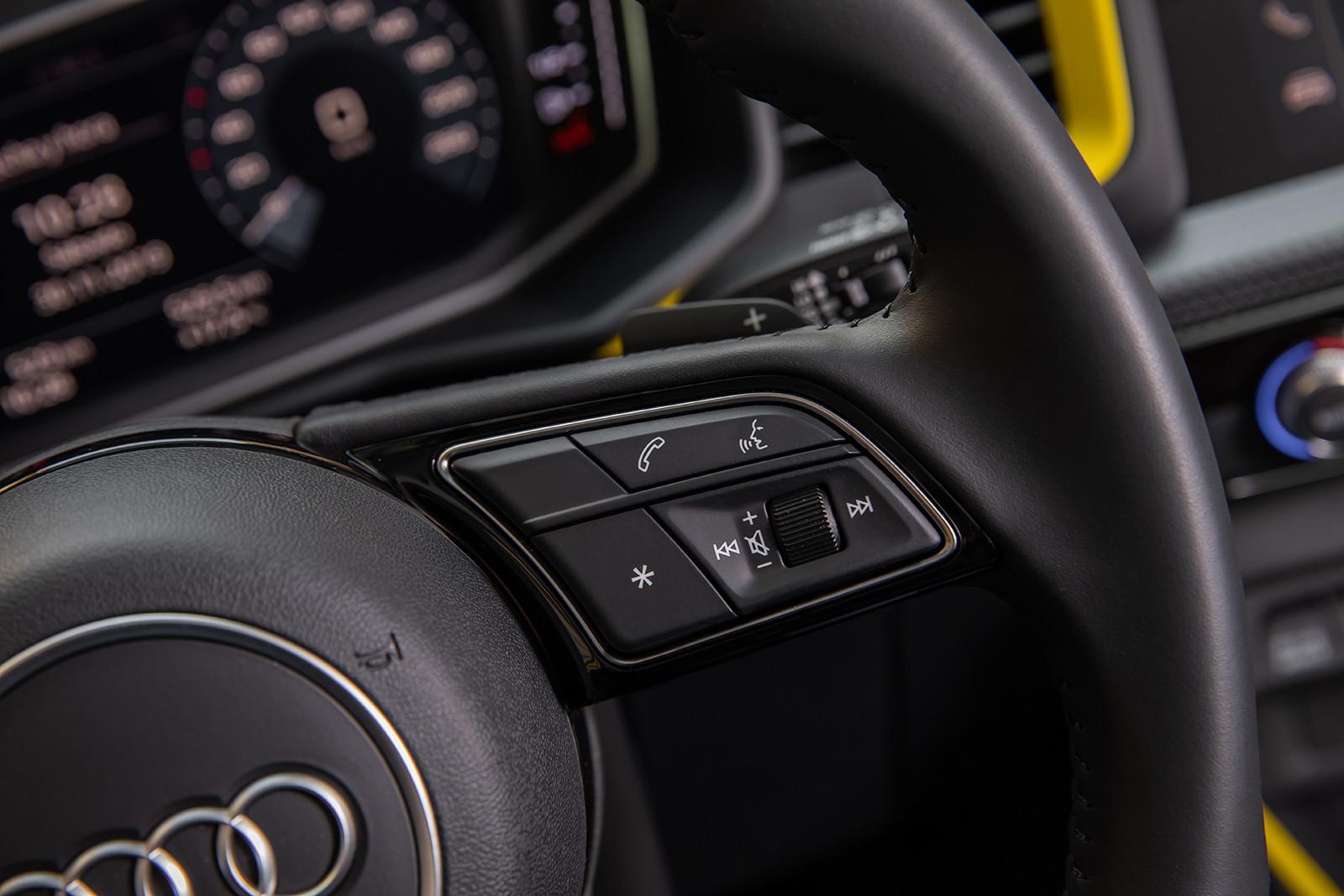 Foto de Audi A1 2020 (lanzamiento) (31/39)